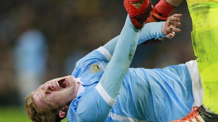 Kevin De Bruyne Berangsur Pulih, Segera Perkuat Manchester City