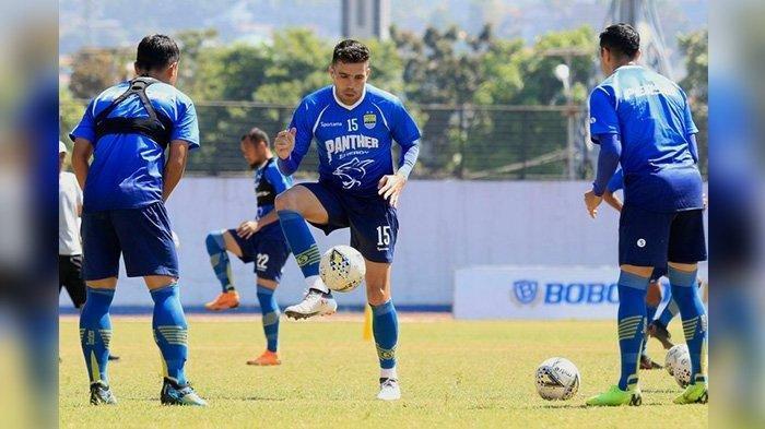 Update Bursa Transfer Persib - Dua Pemain Asal Brasil Merapat, Fabiano Semangat Sambut Musim 2020
