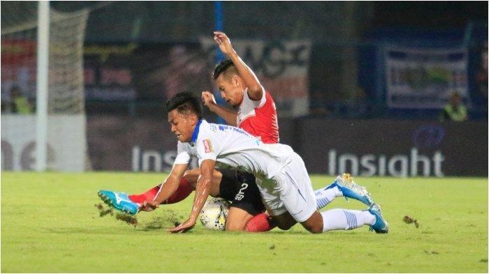 Hasil Piala Gubernur Jatim, Madura United Imbang Lawan Bhayangkara FC