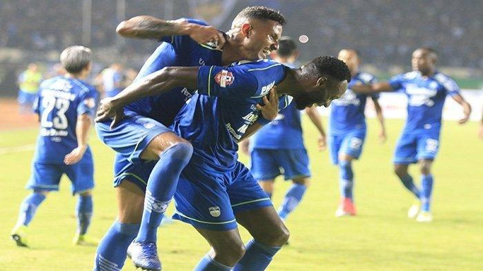 Hadapi Persija Jakarta, Persib Bandung Siap Tampil Bugar di Partai Puncak Piala Menpora RI 2021