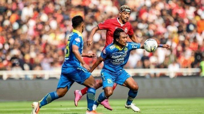 Klasemen Akhir Liga 1 2019: Persib Bandung Gagal Penuhi Target Hingga Hariono Pamit