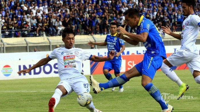 Persib Bandung Pastikan Perpanjang Kontrak Satu Pemain Asingnya