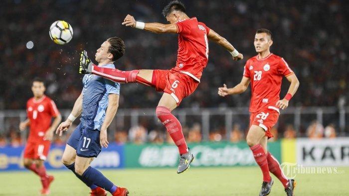 Hasil Pertandingan Persija Jakarta Vs Madura United, Macan Kemayoran Cukur Lawan 4-0