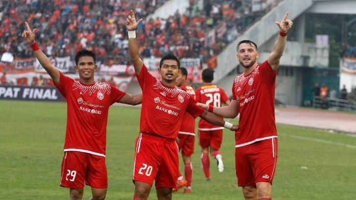 Sedang Berlangsung Live Streaming, Gol Cepat Arema FC Dibayar Pemain Persija, Kedudukan Imbang 1-1