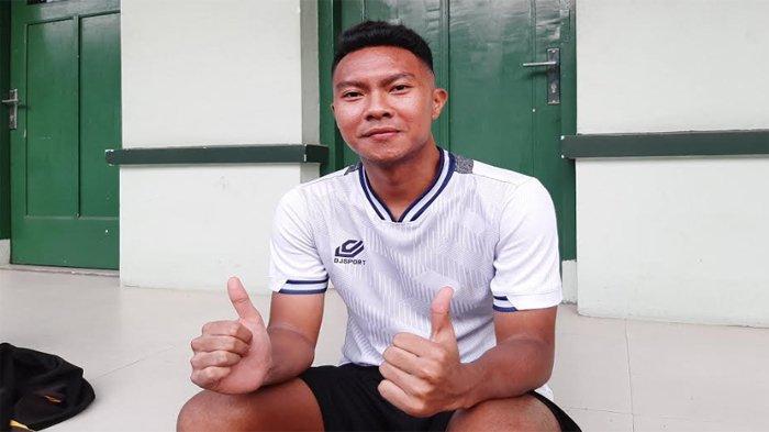 Jaga Kebugaran, Gelandang PS Tira Persikabo Gustur Cahyo Geber Latihan Mandiri