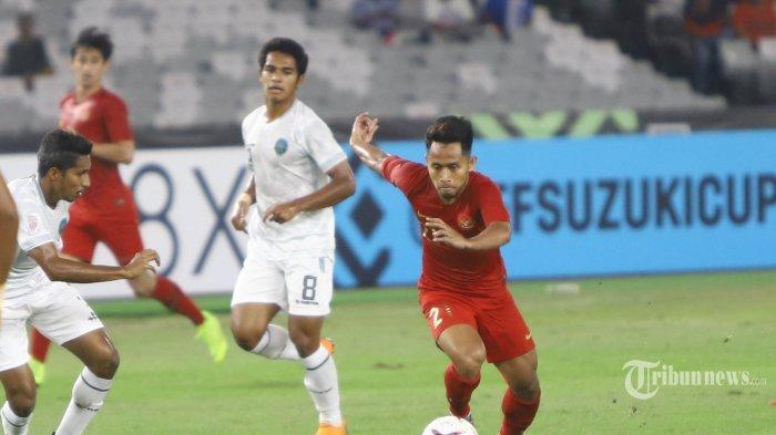 Soal Tagar di Piala AFF 2018, Andik Prihatin dengan Sikap Sejumlah Suporter