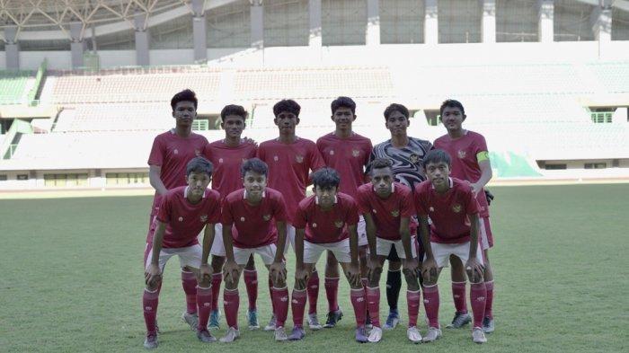 Timnas Indonesia U-16 Akan Jalani Pemusatan Latihan Tahap Ketiga Jelang Piala AFC U-16 2020