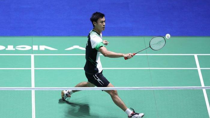 UPDATE Hasil Korea Open 2019 - Langkah Shesar Hiren Rhustavito Terhenti di Perempat Final