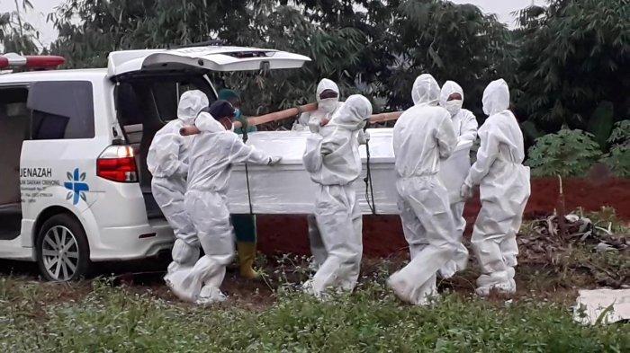 Banyak Pasien Covid-19 Meninggal, Petugas Kamar Jenazah di RSUD Ciawi Bogor Kewalahan