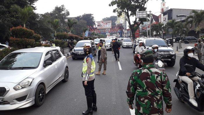 Terjaring Ganjil Genap, 3 Ribu Lebih Kendaraan di Kota Bogor Diputar Balik