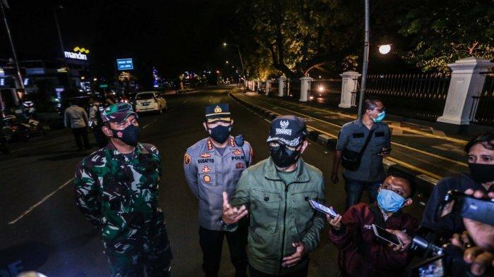 Pembatasan Mobilitas, Ini 10 Titik Penutupan Jalur di Kota Bogor Mulai Jam 21.00-24.00 WIB