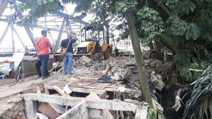 Beli Bangunan Liar Seharga Rp 4 juta, Pemilik Bangunan Kini Gigit Jari