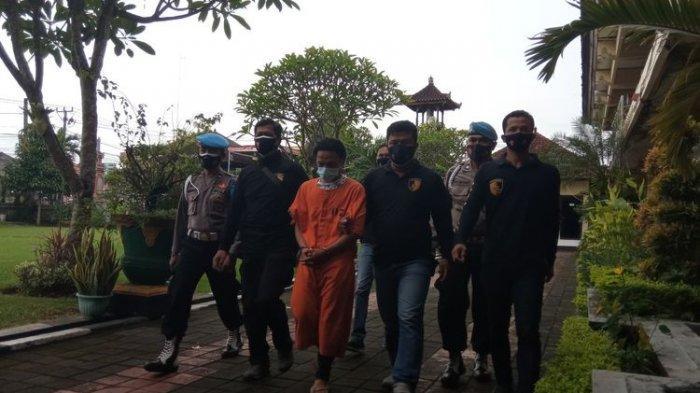 Pembunuh Perempuan di Denpasar Ditangkap, Pukul dengan Tabung Gas, Dipicu Utang Rp 500.000