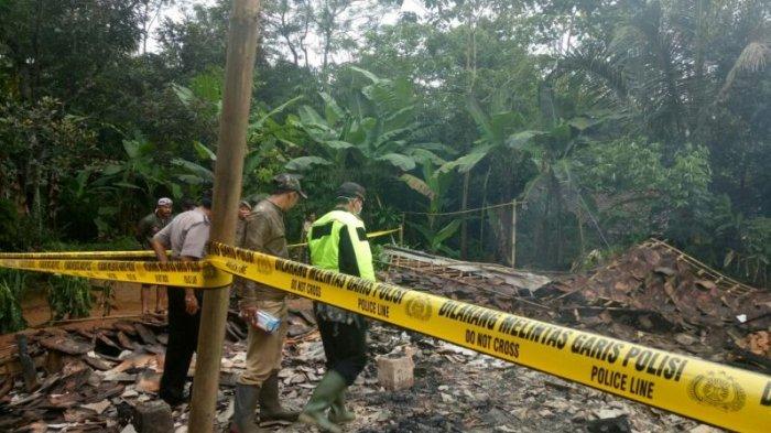 Mirip Pembunuhan di Tangerang, Di Bogor Suami Baru dan Mantan Mertua Dibunuh Lalu Dibakar