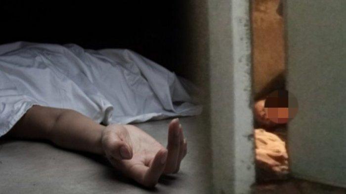 seorang wanita ditemukan tewas bersimbah darah di kamar mandi Gereja Sidang Rohulkudus Indonesia (GSRI) yang berada di dusun XII Desa Limau Manis Kecamatan Tanjungmorawa, Kabupaten Deliserdang Kamis, (31/5/2018).