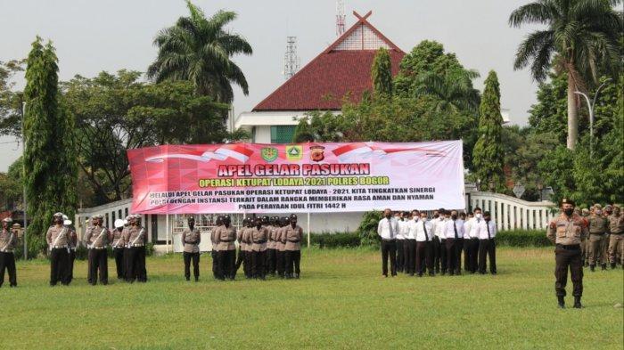 Operasi Ketupat 2021 di Bogor, 8 Titik Penyekatan Mudik Bakal Ditambah 157 Pos Pantau