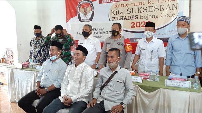 Pilkades 2020, Desa Bojonggede Miliki DPT Terbanyak di Kabupaten Bogor