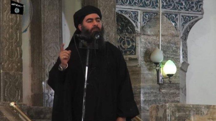BREAKING NEWS: Pemimpin ISIS Abu Bakar Al Baghdadi Tewas Terbunuh di Suriah