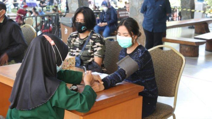 Vaksinasi Massal di TSI Puncak Bogor Kembali Digelar, Sebanyak 2.500 Perserta Disuntik