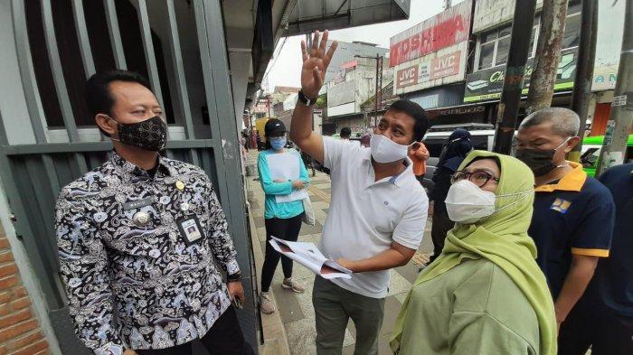 Pemerintah Kota (Pemkot) Bogor akan menata kembali kawasan Suryakencana.