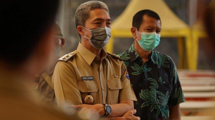 Wakil Wali Kota Bogor, Dedie A Rachim - Pemkot segera aktivasi Pasar Modern BCP di Cilendek Timur.