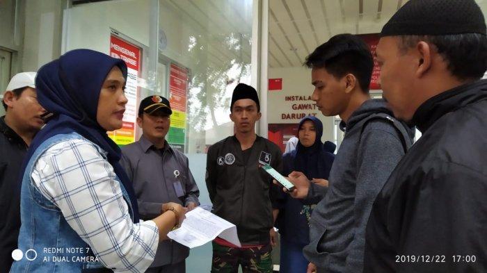 Pemuda Bogor Dibacok Saat Kongko di Pinggir Jalan, Tak Dirawat karena Tidak Punya BPJS