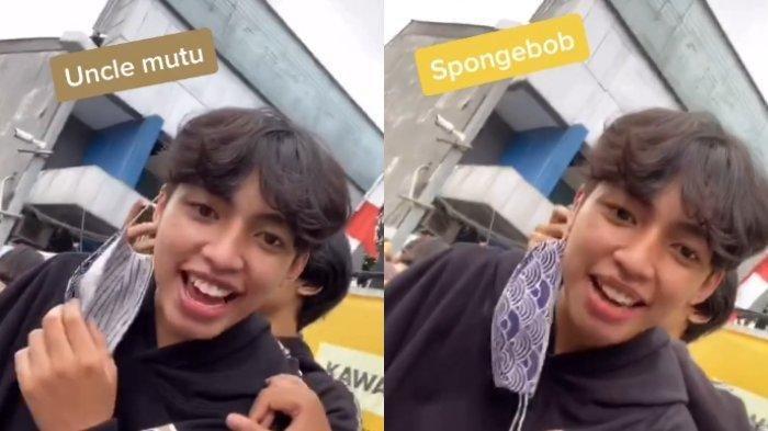 Viral Pemuda Ini Mahir Tirukan Suara Spongebob hingga Uncle Muthu di Upin Ipin, Simak Kisahnya