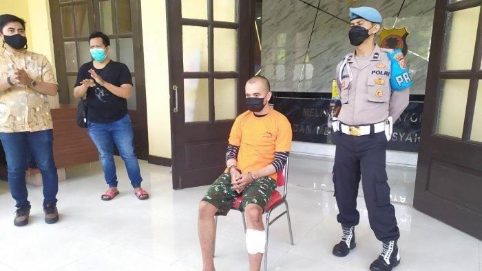 Tak Kuasa Lakukan Hubungan di Ranjang, Pemuda Ini Balas Gigitan PSK Pakai Pisau : Gelap Mata