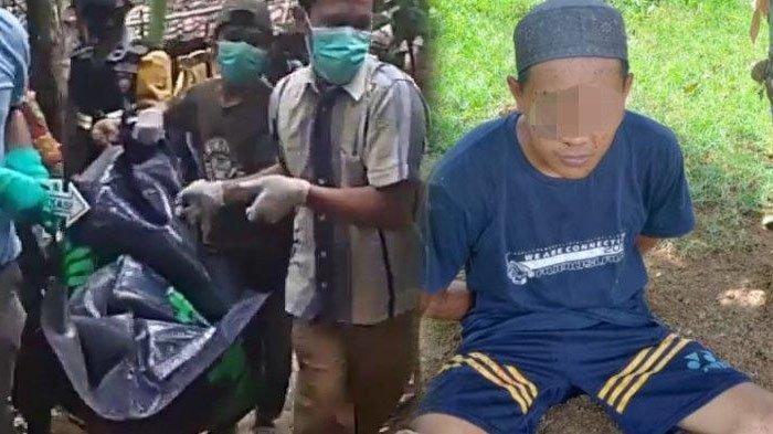 Anak Pemenggal Kepala Ayah di Lampung Bunuh Diri Pakai Baju, Dimakamkan Dekat Makam Korban