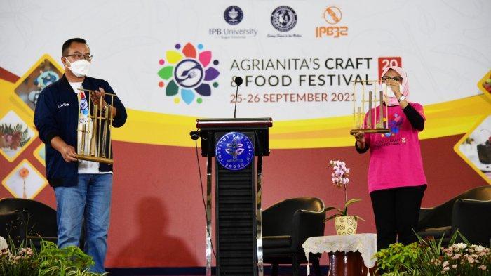 Super Meriah, Agrianita's CraftandFoodFestival (ACFF) 2021 Resmi Dibuka