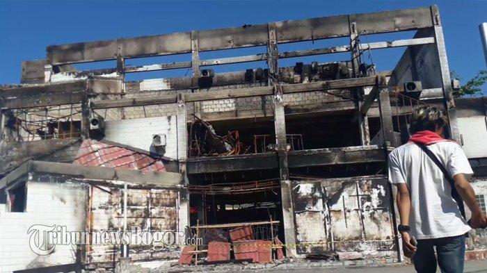 Total Kerugian karena Kerusuhan di Kota Jayapura Papua Capai Rp 97 Miliar