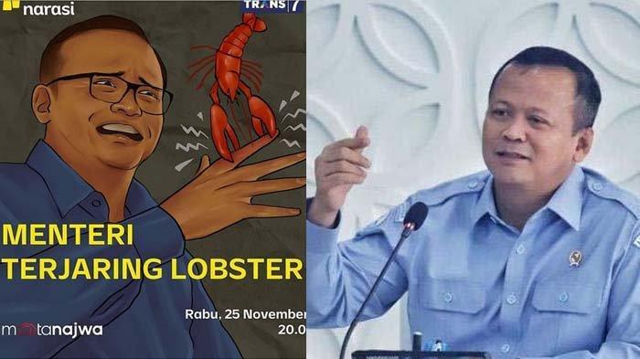 Bahas Penangkapan Menteri Edhy Prabowo di Acara Mata Najwa, Najwa Shihab : Menteri Terjaring Lobster