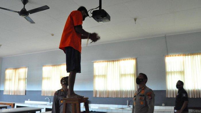 Modus Komplotan Pencuri Infokus Sekolah di Kota Bogor, Incar Sasaran Secara Acak Lewat Google Maps
