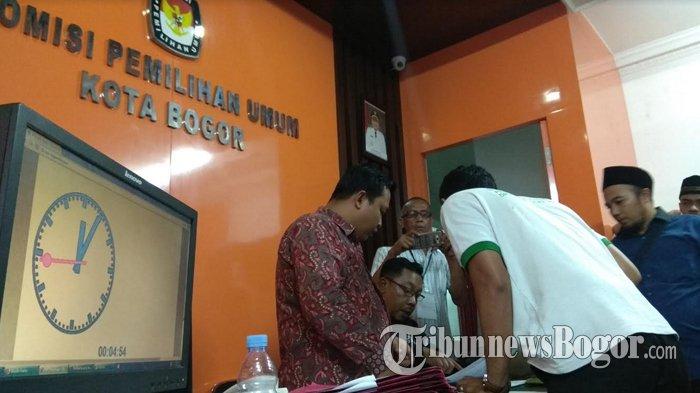 16 Parpol Resmi Daftarkan Bakal Calegnya ke KPU Kota Bogor, Ada Yang Berpotensi Dicoret