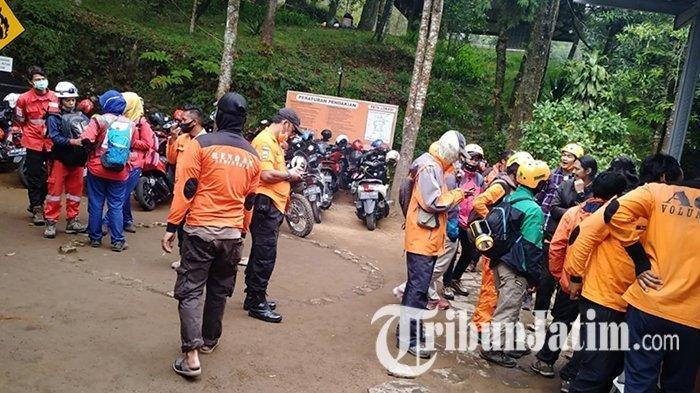 Identitas Jenazah Pendaki Puncak Gunung Lawu, Korban Ditemukan Telentang di Dasar Tebing