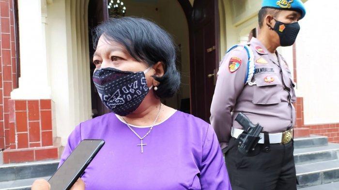 Pengamanan Ketat di Gereja Zebaoth Bogor Saat Ibadah Jumat Agung, Khusus Jemaat Yang Punya Barcode