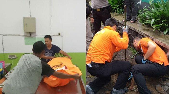 Ayah Injak Kepala Jasad Anak Agar Masuk Gorong-gorong, Masih Sempat Lakukan Ini Setelah Habisi Nyawa