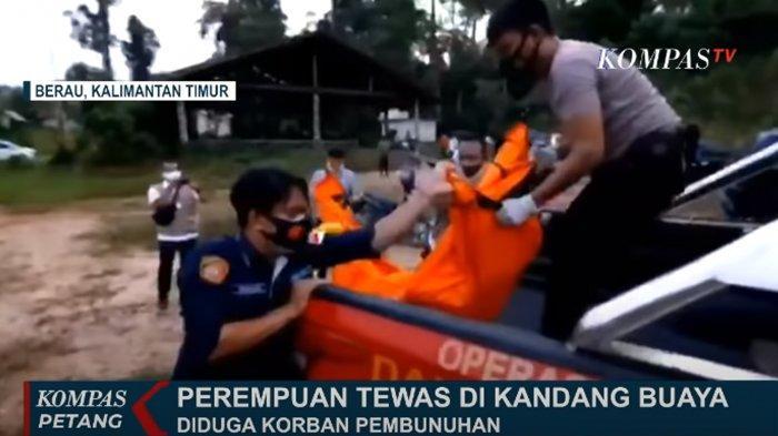 Fakta Penemuan Mayat Wanita Setengah Tanpa Busana di Kandang Buaya, Polisi Bicara Soal Hasil Autopsi