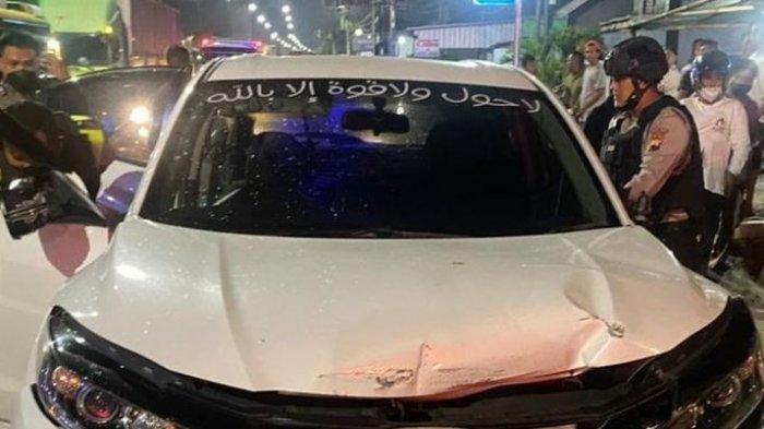Dua Pria Teror Anak Bupati Brebes, Disuruh Turun Malah Acungkan Pisau ke Polisi