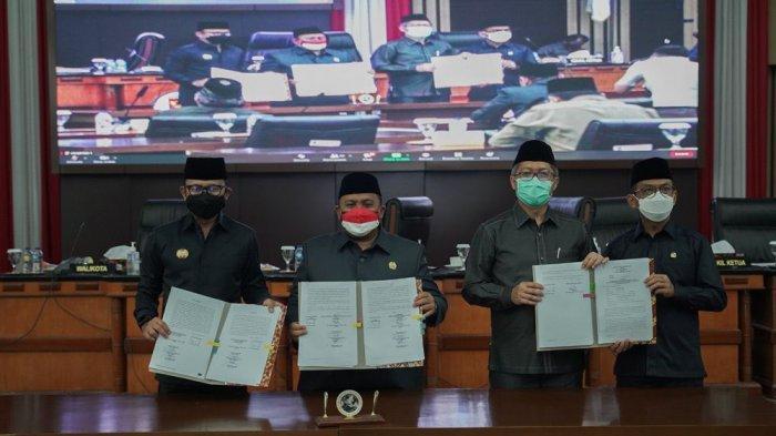 Pemkot dan DPRD Kota Bogor Sepakati KUA-PPAS APBD 2022, Ini Kata Bima Arya