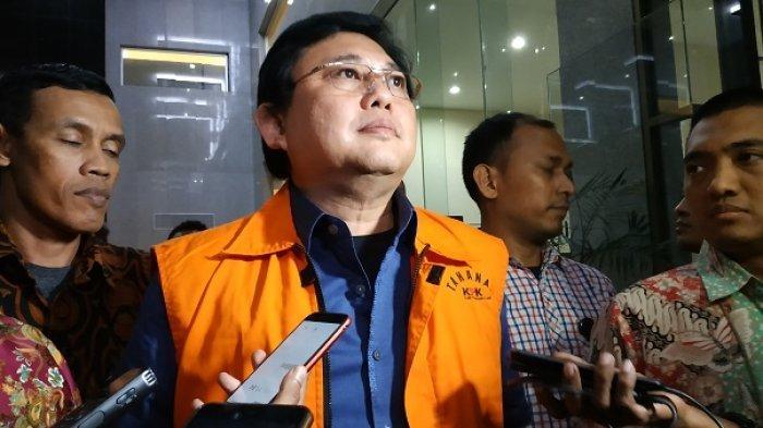 Eddy Sindoro Mantan Petinggi Lippo Serahkan Diri ke KPK