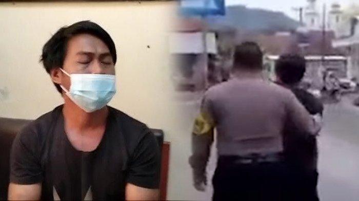 Videonya Siap Pegang Mayat Covid-19 Viral, Tukang Tambal Ban Ketakutan Ditangkap : Saya Depresi !