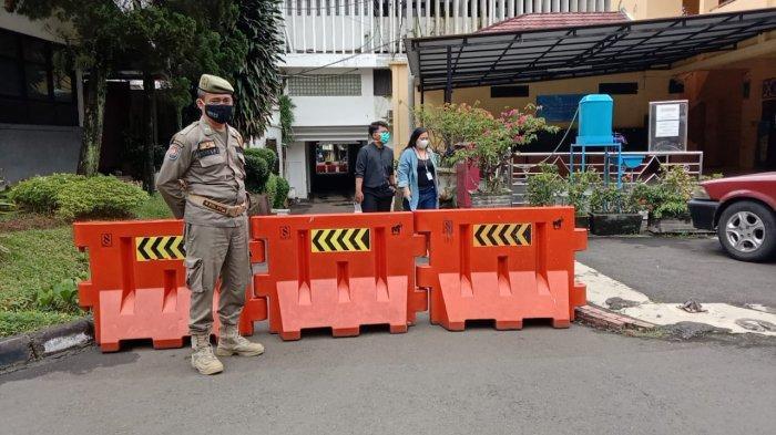 Pasca Penyerangan di Mabes Polri, Pengamanan di Balaikota Bogor Ditingkatkan