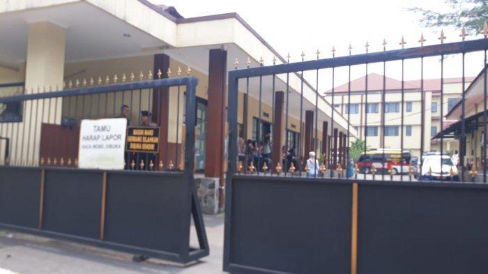 Mabes Polri Diserang, Pengamanan Mako Polresta Bogor Kota Diperketat
