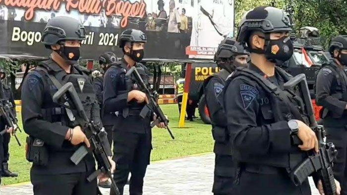 Petugas Bersenjata Akan Berjaga di Gereja dan Pusat Perekonomian di Kota Bogor
