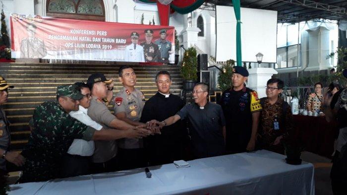Kapolda Jawa Barat Ajak Masyarakat Ikut Jaga Keamanan Saat Perayaan Natal