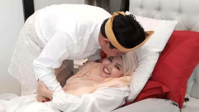 Viral Pengantin Baru Kini Berstatus Duda, Padahal Baru Nikah 44 Hari, Istri Wafat Kanker Stadium 4