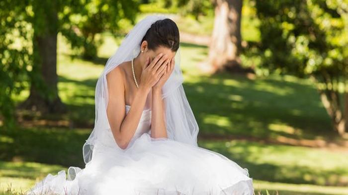 Dicap Tidak Perawan, Pengantin Wanita Murka Dilarang Pakai Gaun Putih, Calon Suami Dapat Hujatan