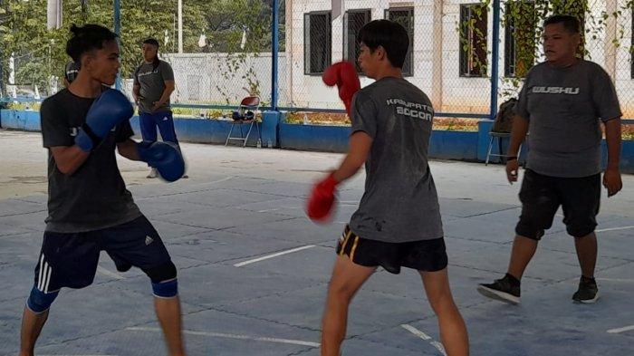 Pengcab Wushu Antusias Sambut Monitoring KONI Kabupaten Bogor