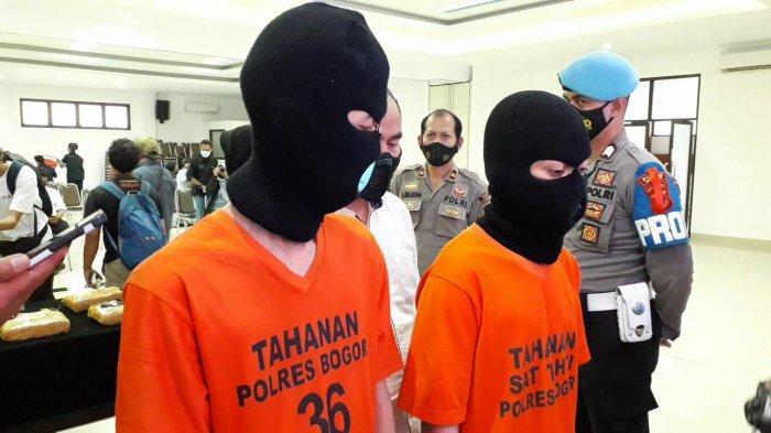 Pengakuan 2 Pemuda Jadi Kurir Ganja 7,4 Kg di Bogor, Keuntungan Buat Kebutuhan Sehari-hari
